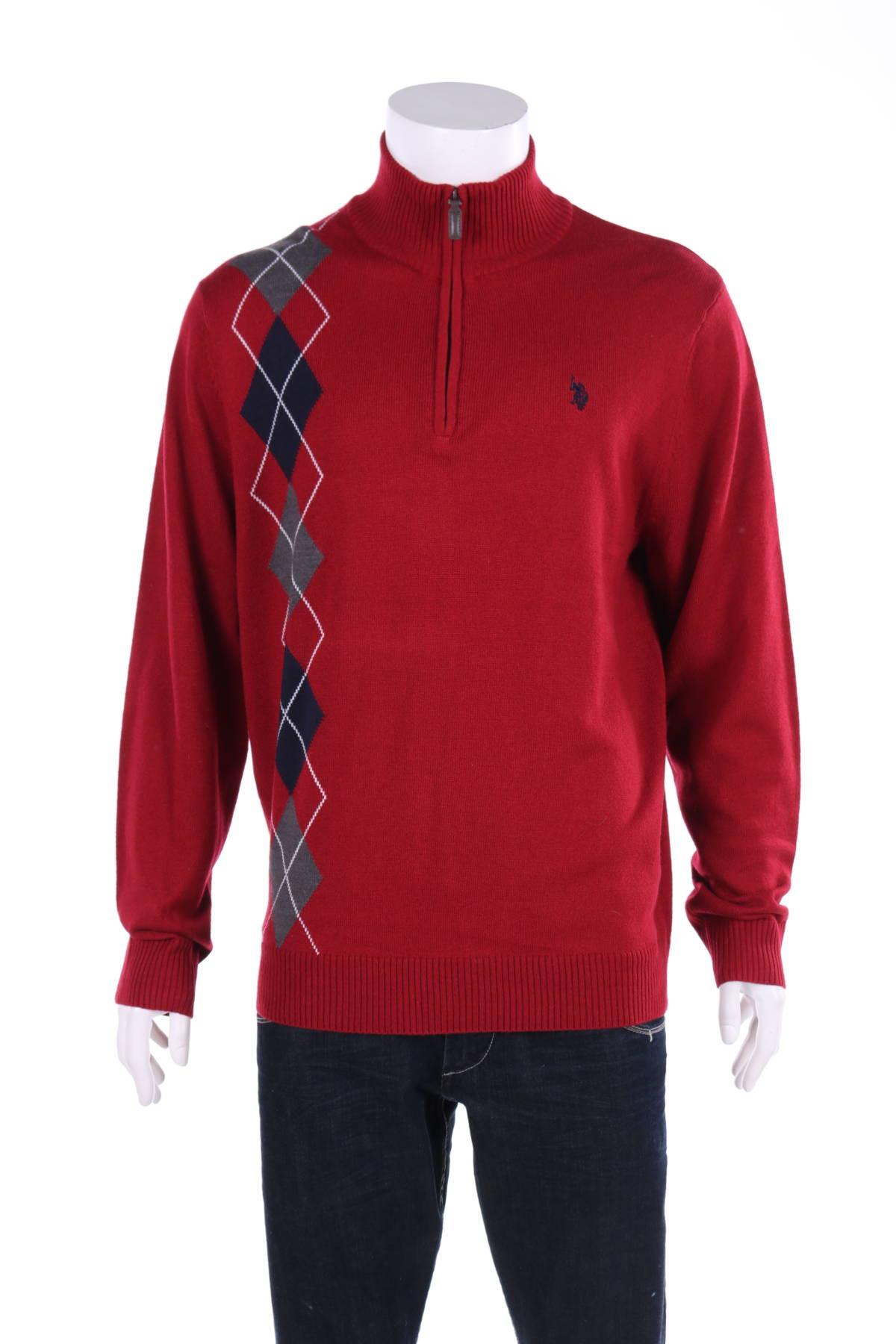 Пуловер Us Polo Assn.1