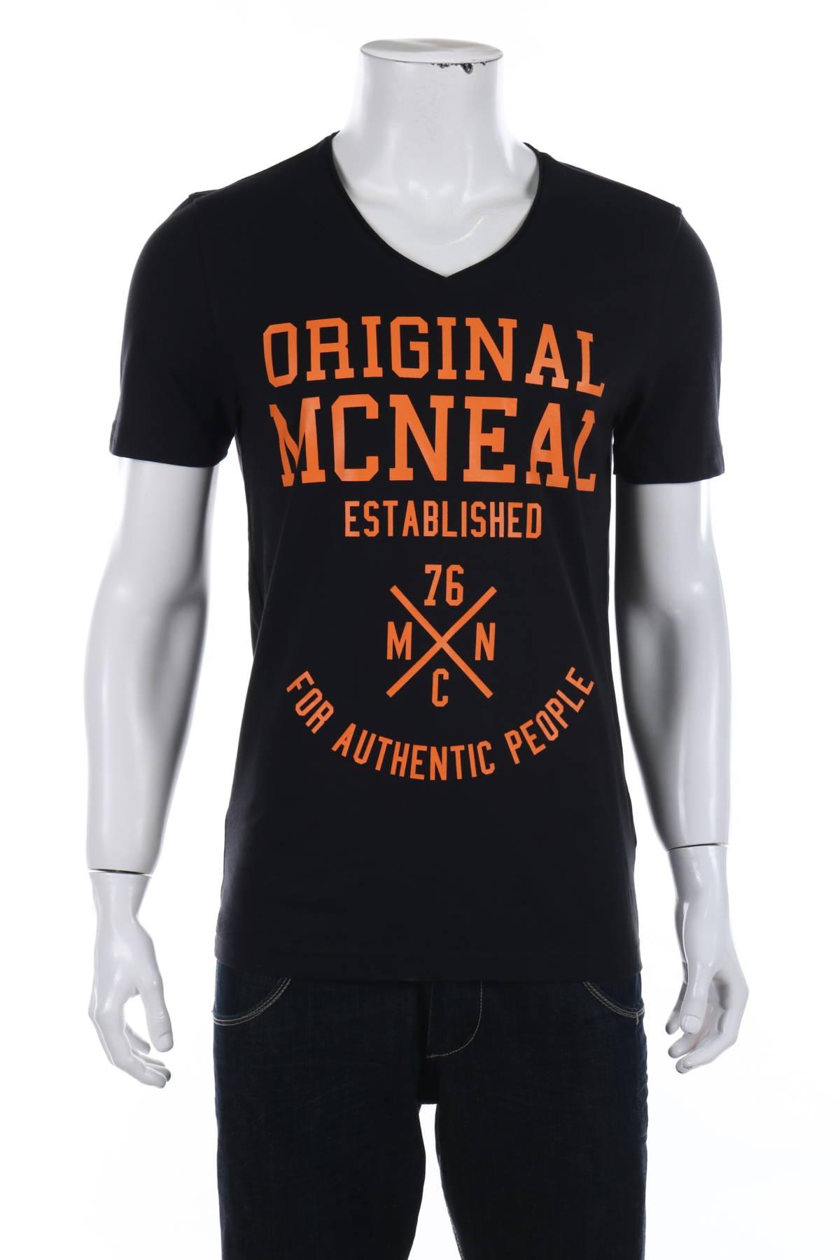 Тениска с щампа McNeal1