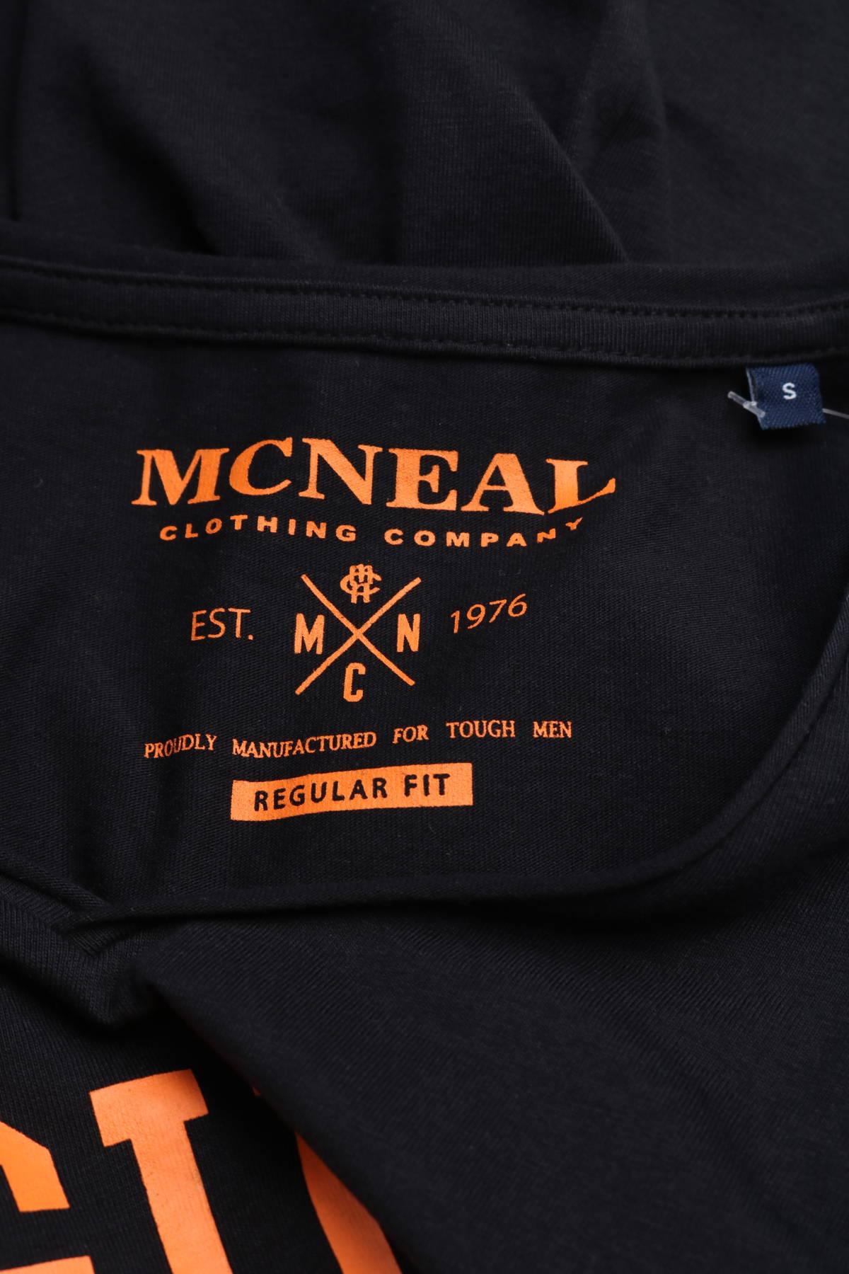 Тениска с щампа McNeal3
