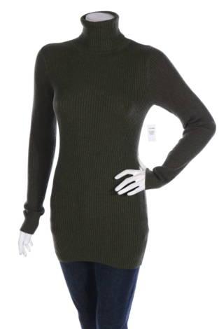 Пуловер с поло яка JOYCE LESLIE