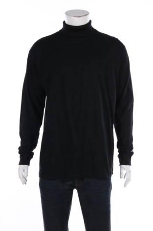 Блуза с поло яка Maldini