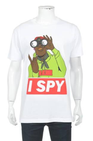 Тениска с щампа MISTER TEE