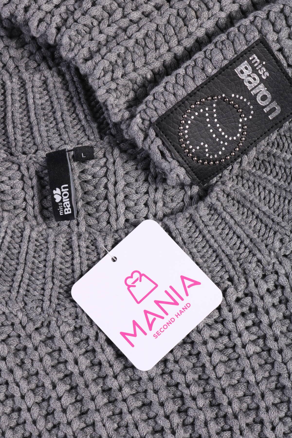 Пуловер MISS BARON3