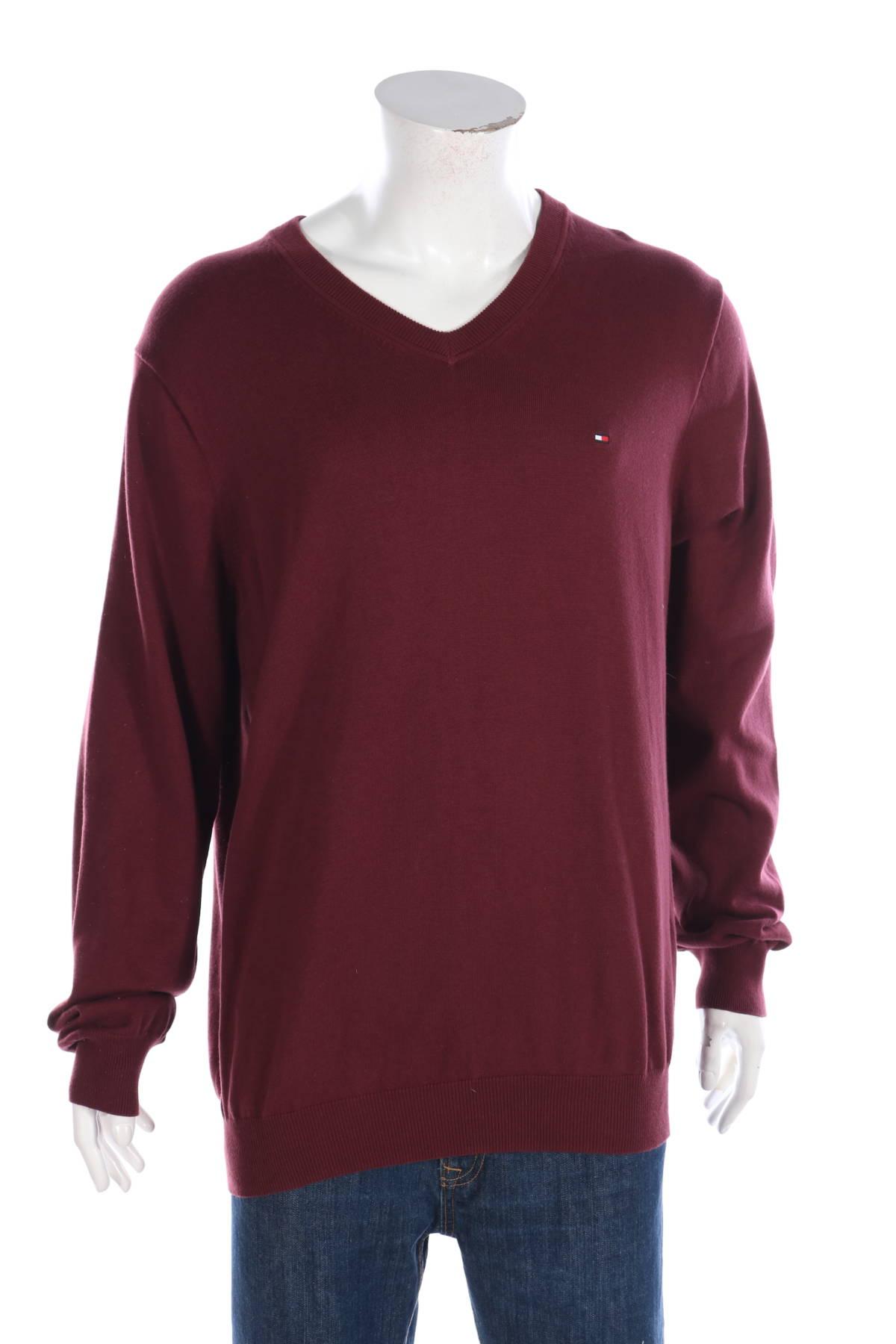 Пуловер Tommy Hilfiger1