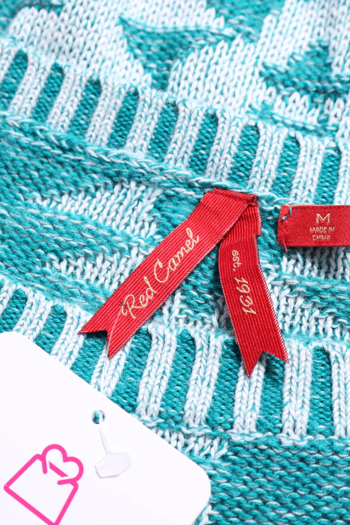 Пуловер RED CAMEL3