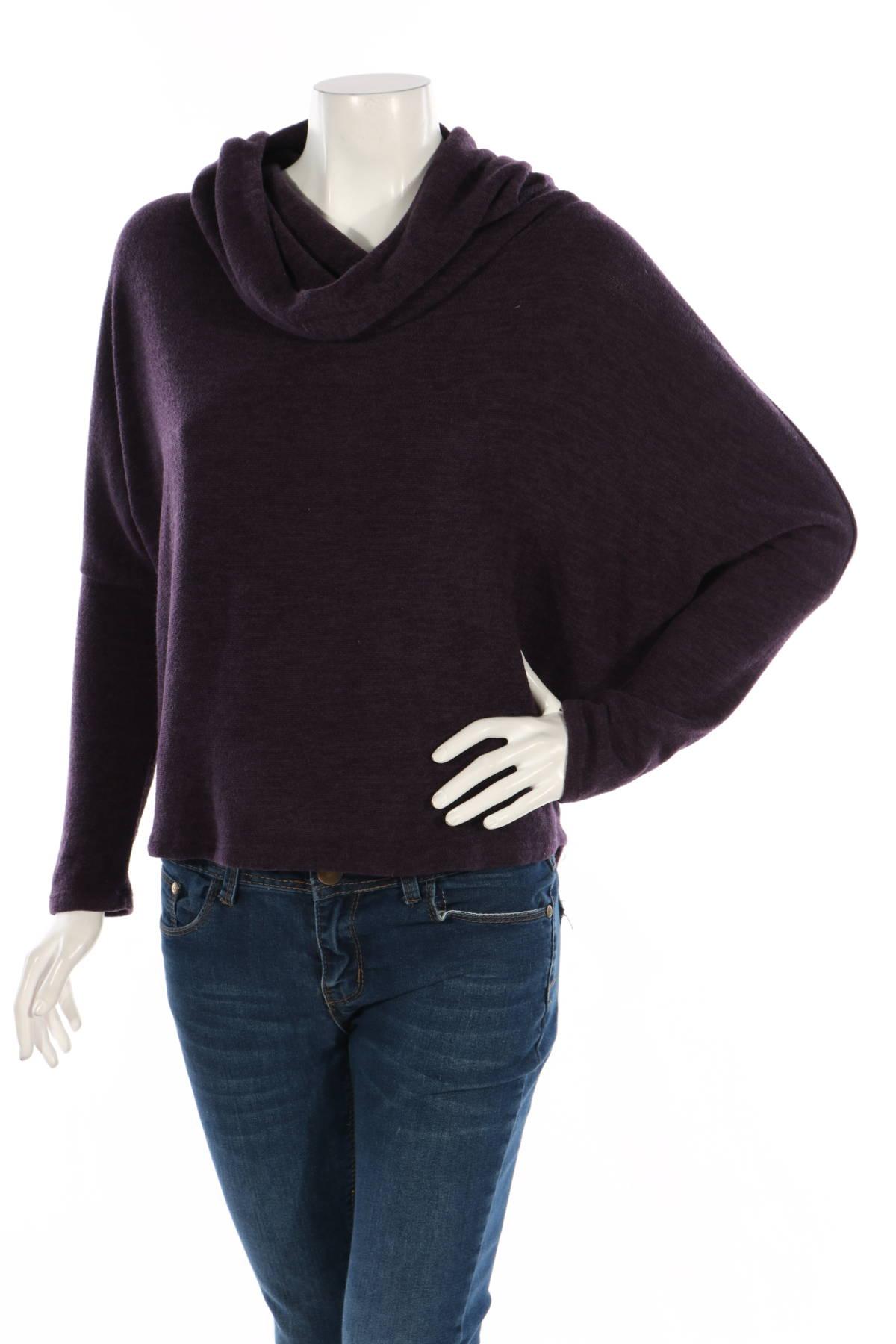 Пуловер с поло яка ARIELLA1