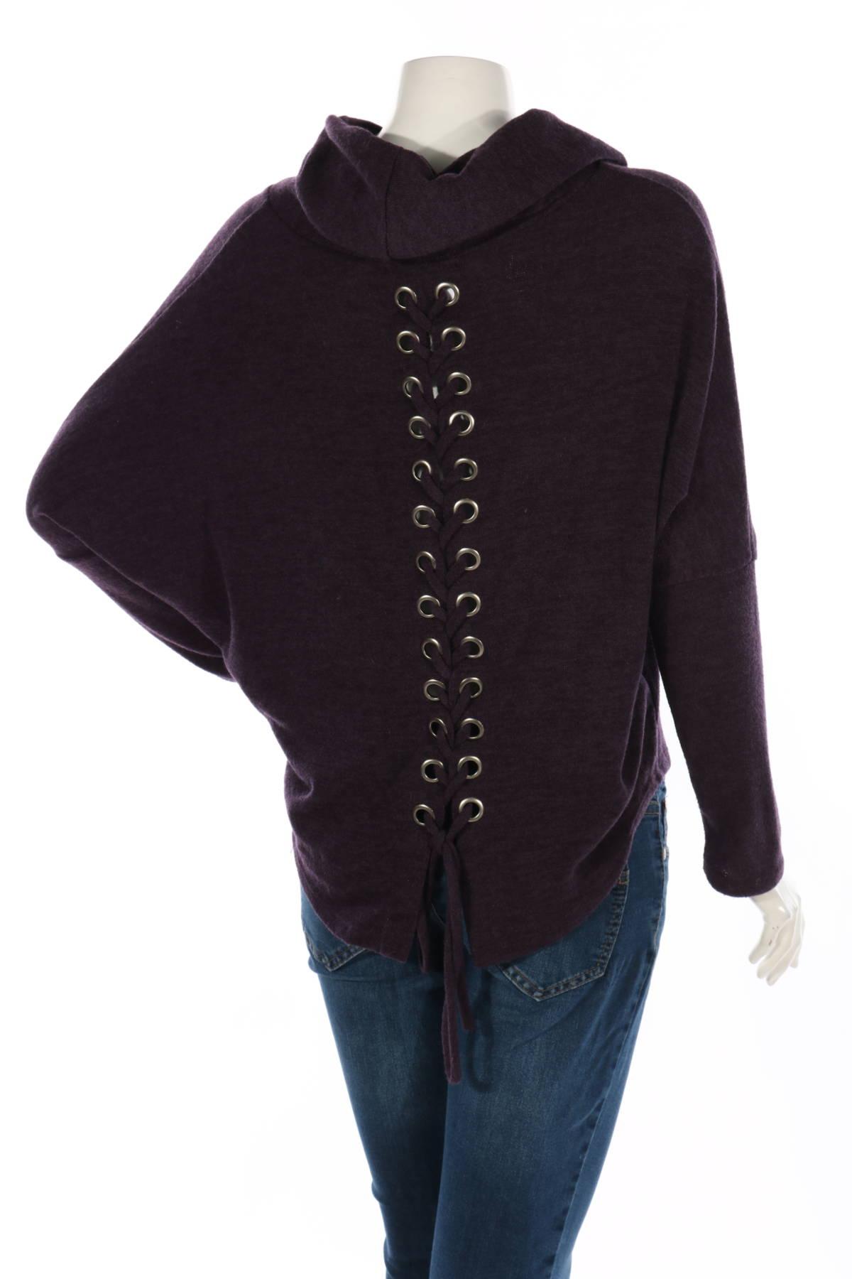 Пуловер с поло яка ARIELLA2