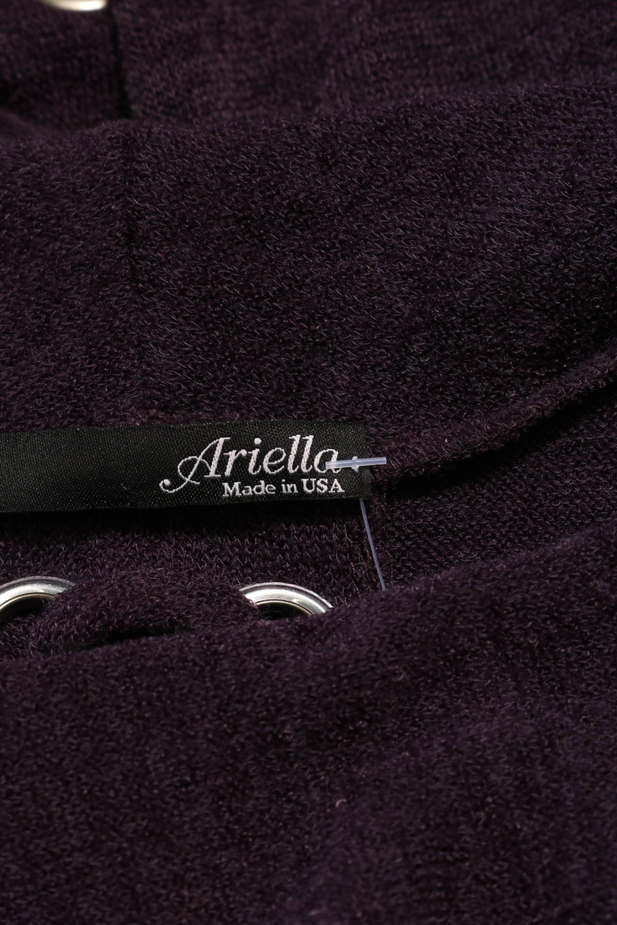 Пуловер с поло яка ARIELLA3