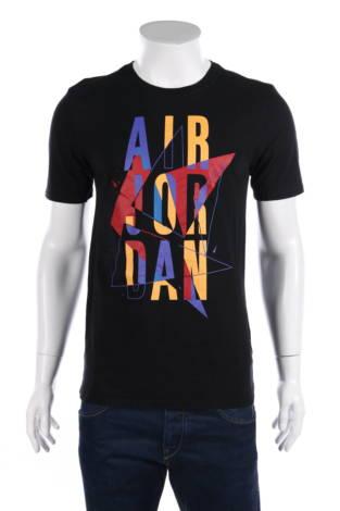 Тениска с щампа Jordan