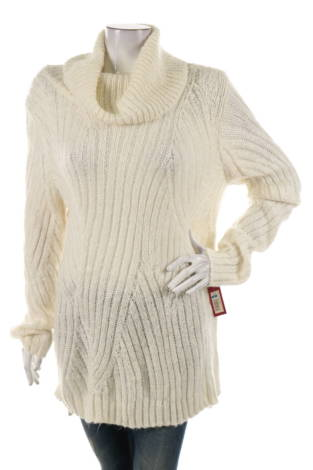 Пуловер с поло яка MERONA