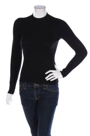 Пуловер с поло яка Bershka
