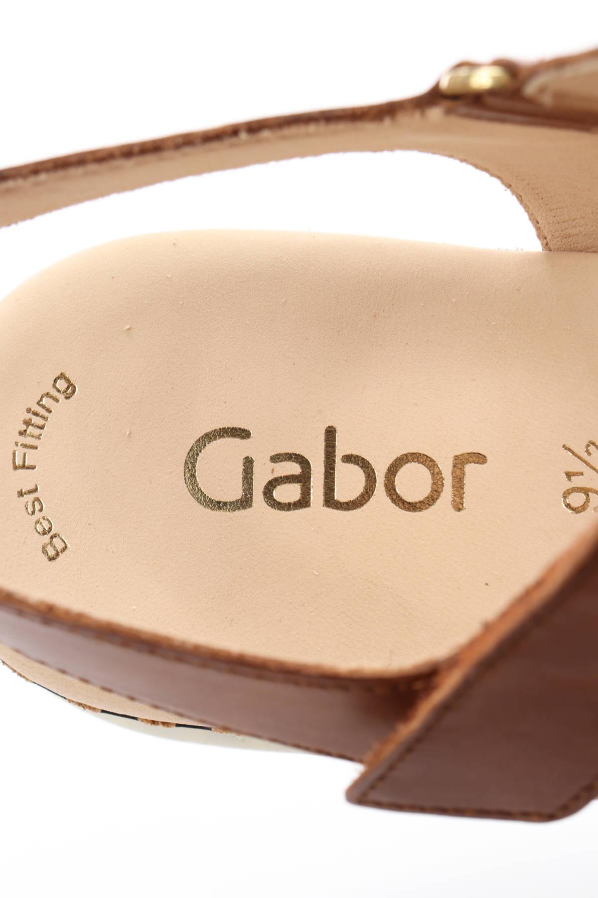 Ниски сандали GABOR4