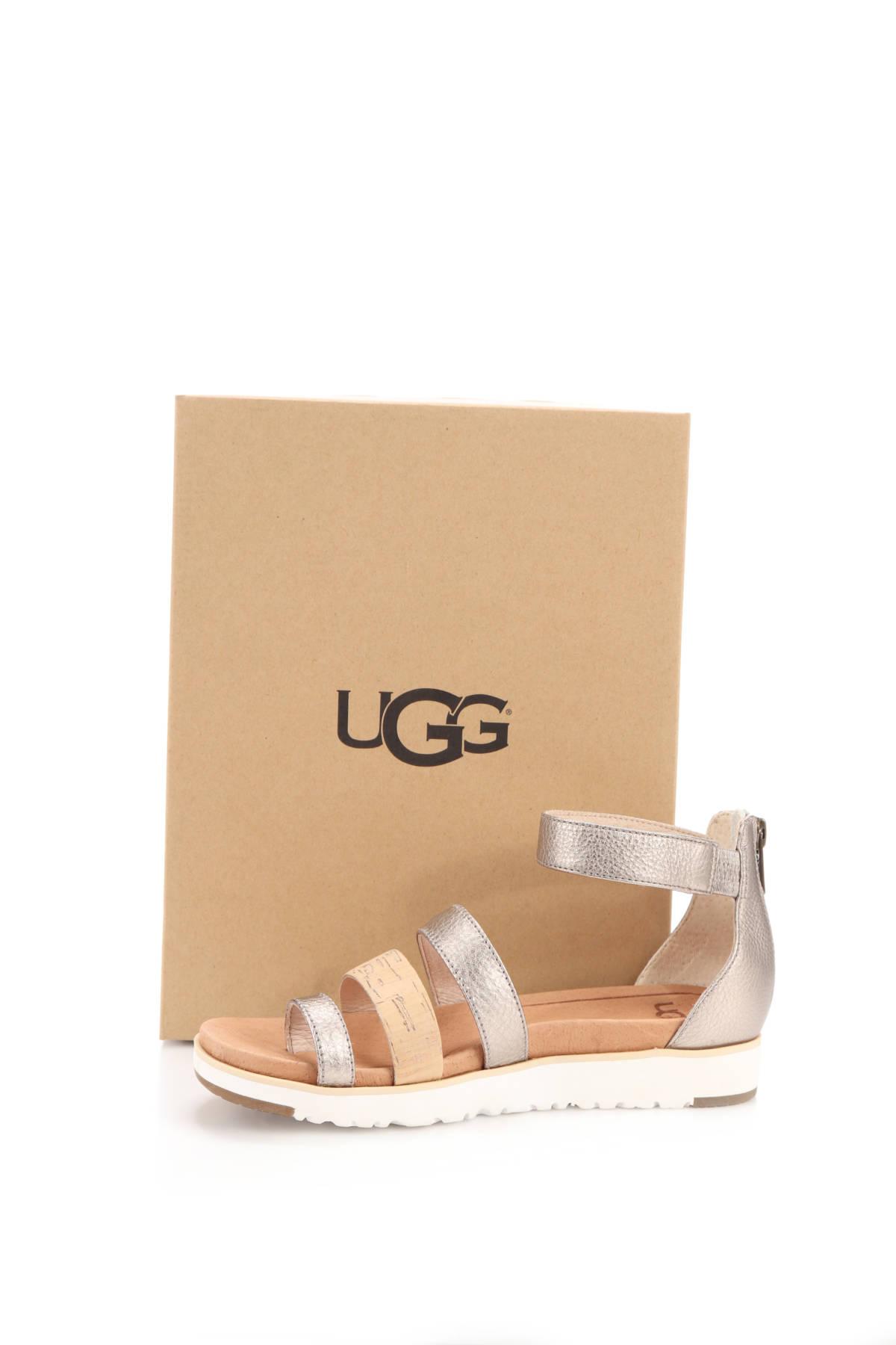 Ниски сандали UGG4