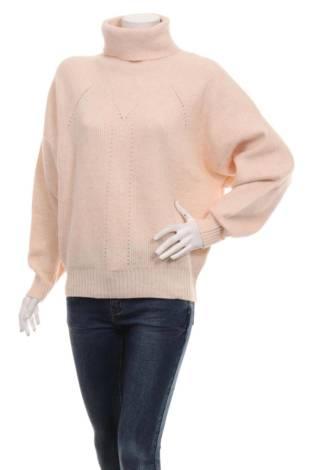 Пуловер с поло яка MOLLY BRACKEN