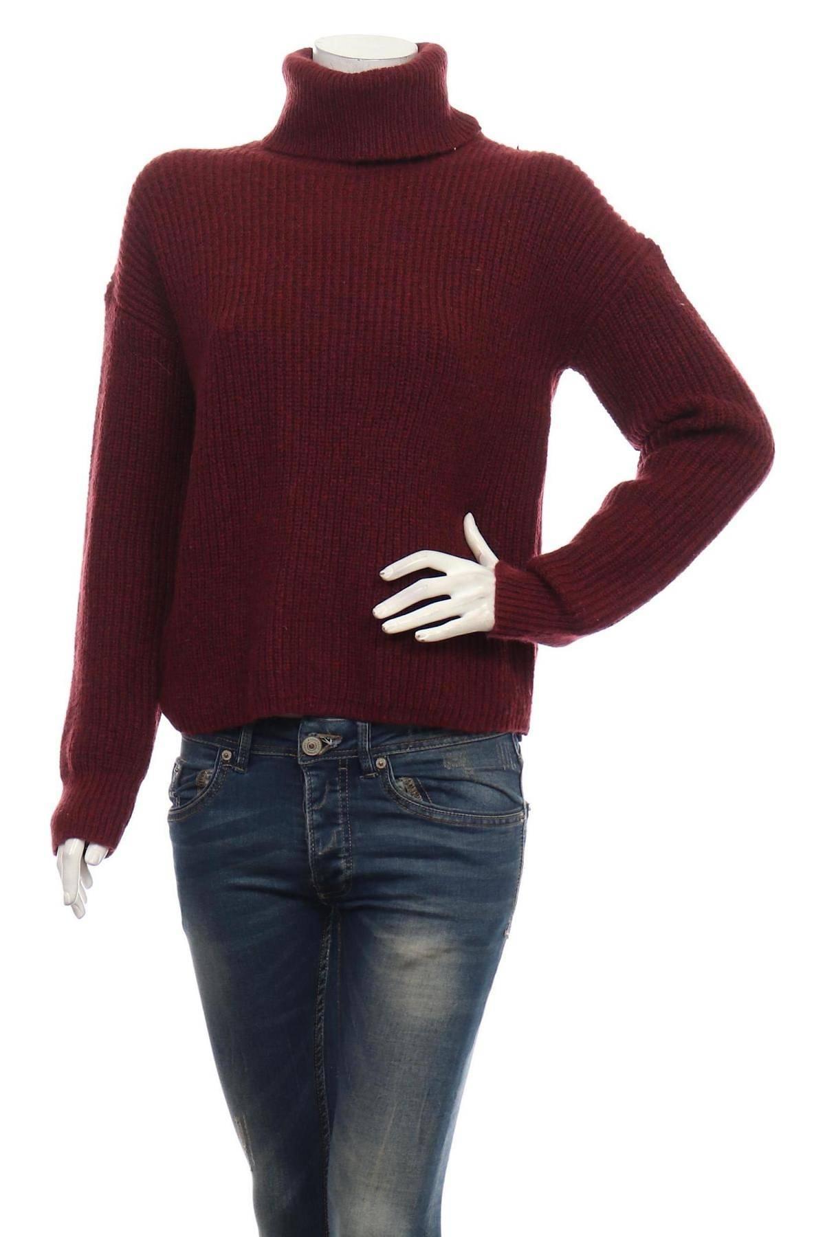 Пуловер с поло яка CALVIN KLEIN JEANS1
