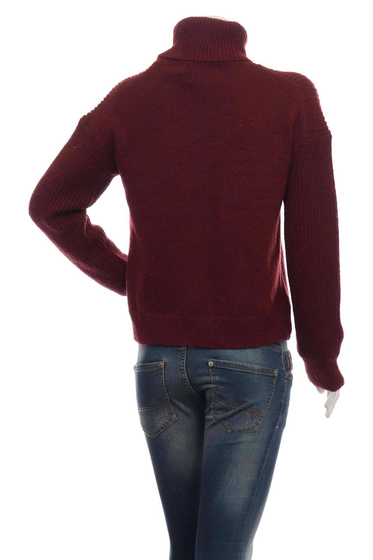 Пуловер с поло яка CALVIN KLEIN JEANS2