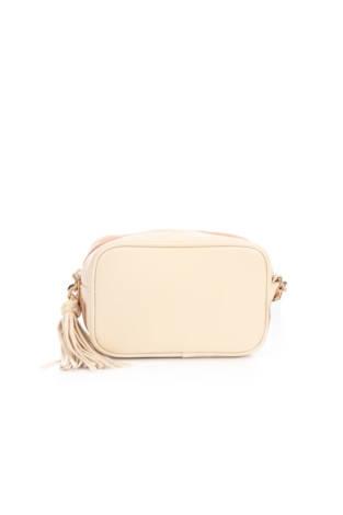 Кожена чанта H&M
