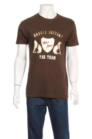 Тениска с щампа PH INDUSTRIES