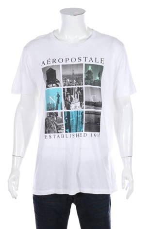 Тениска с щампа Aeropostale