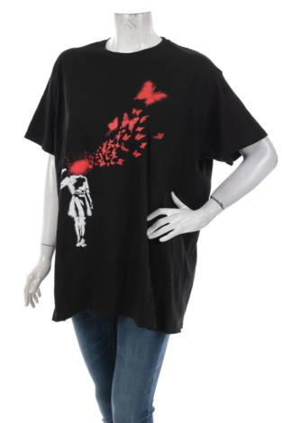 Тениска с щампа Merchcode