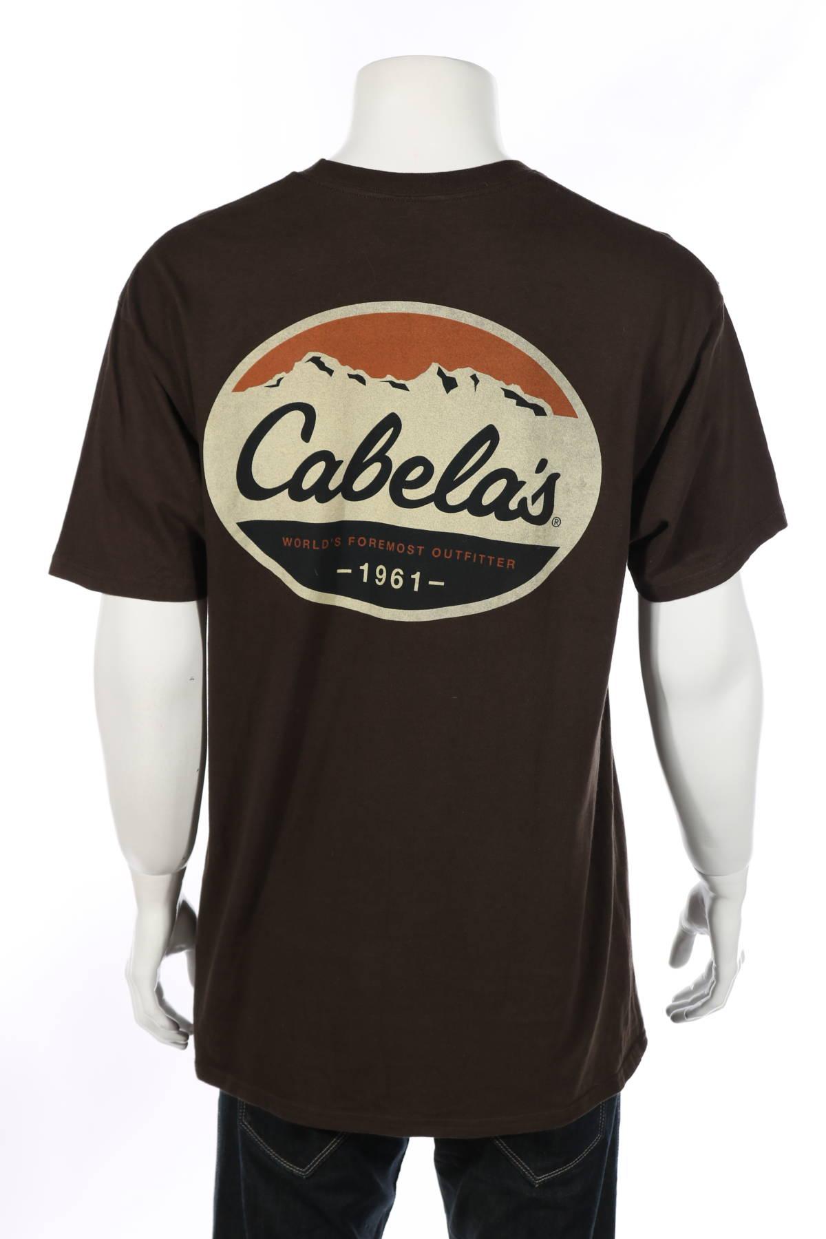 Тениска Cabela`s2