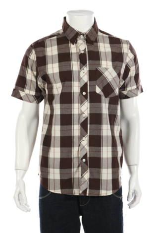 Спортно-елегантна риза Raw edge