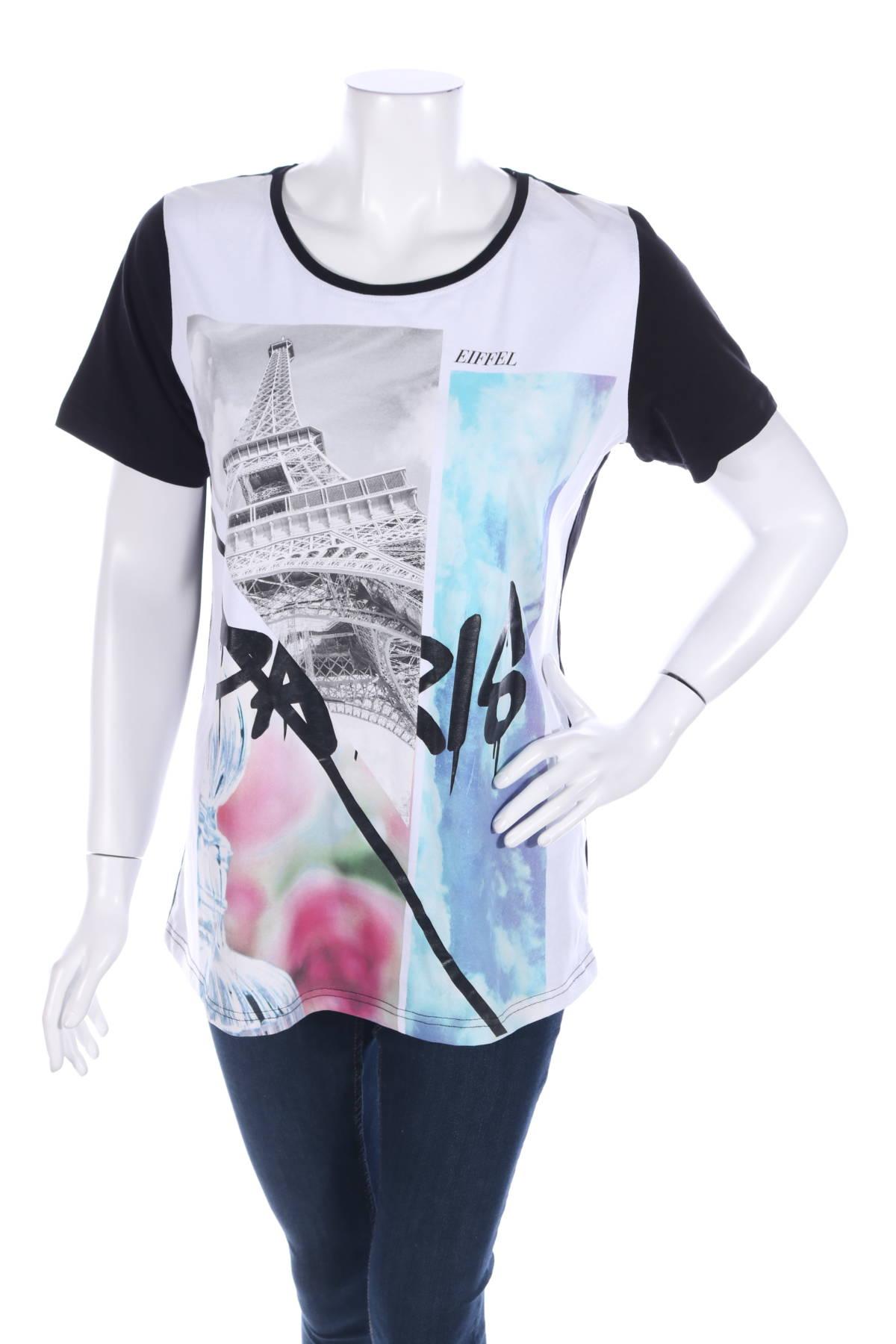 Тениска Laura Torelli1