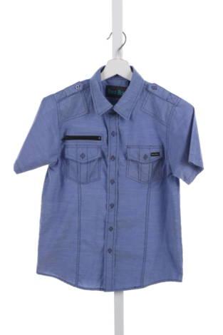 Детска риза Bold blue