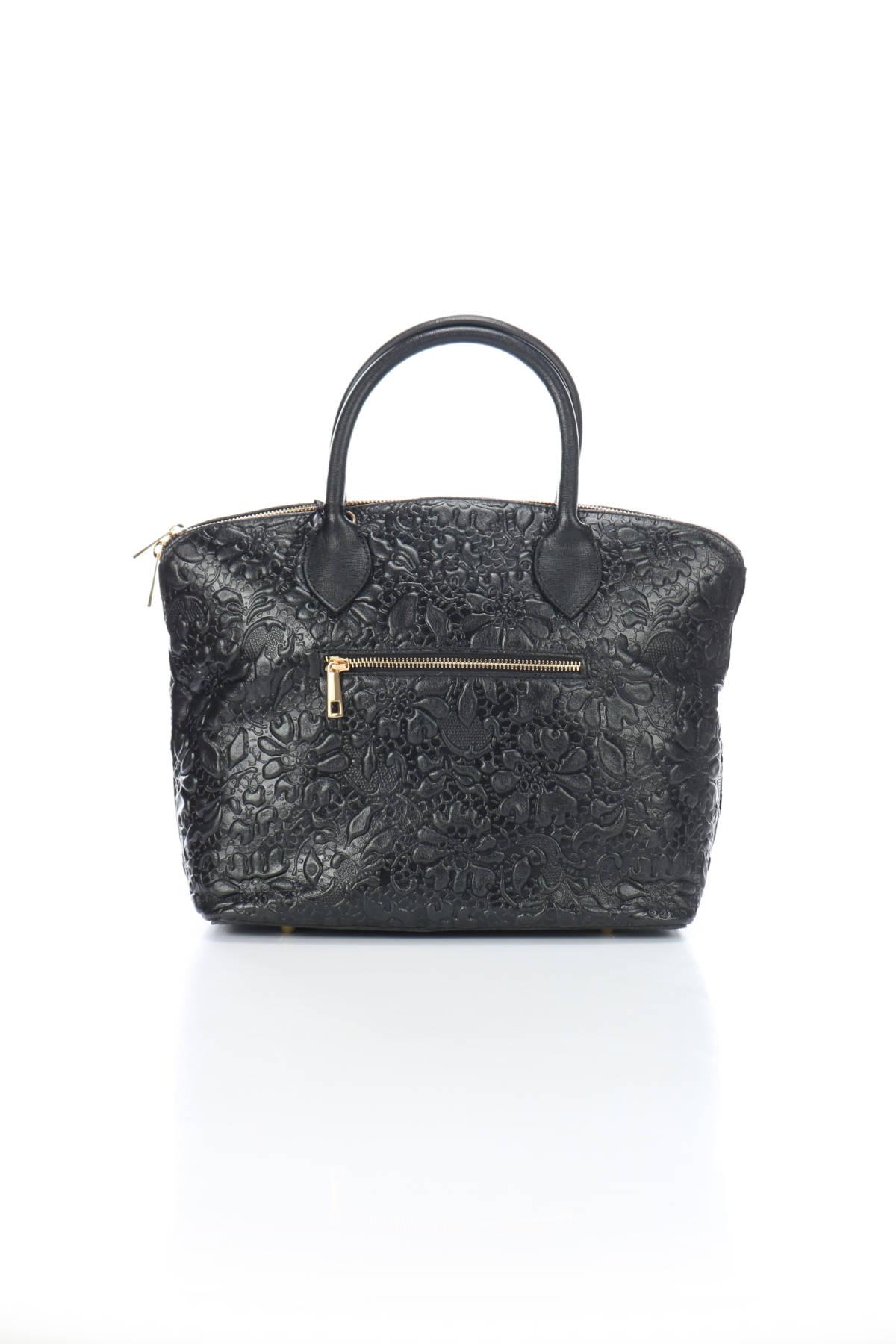 Кожена чанта Anna Luchini2