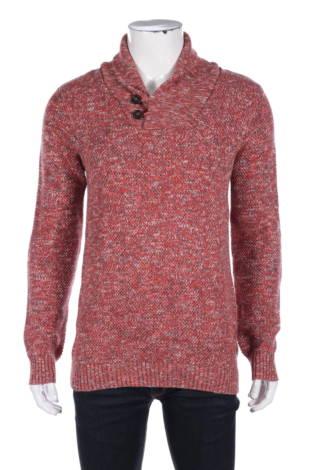 Пуловер с поло яка Campus 72