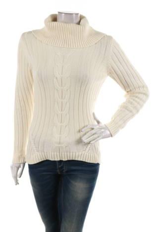 Пуловер с поло яка Talbots
