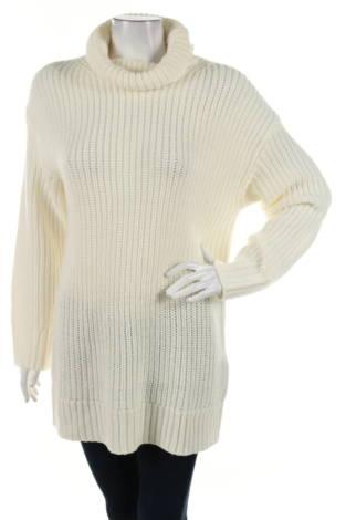 Пуловер с поло яка GINA TRICOT