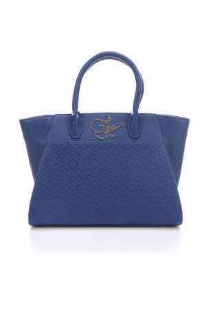 Кожена чанта Paris Hilton