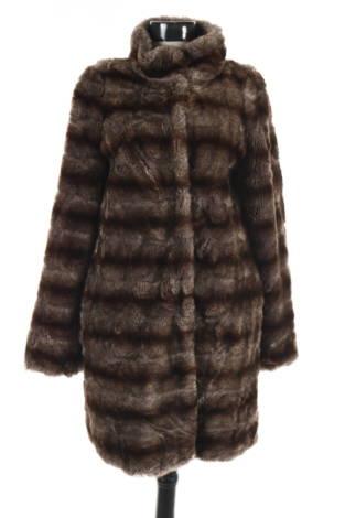 Палто с косъм HALLHUBER
