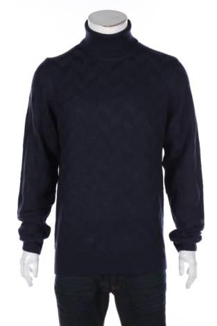 Пуловер с поло яка PLAZA ITALIA