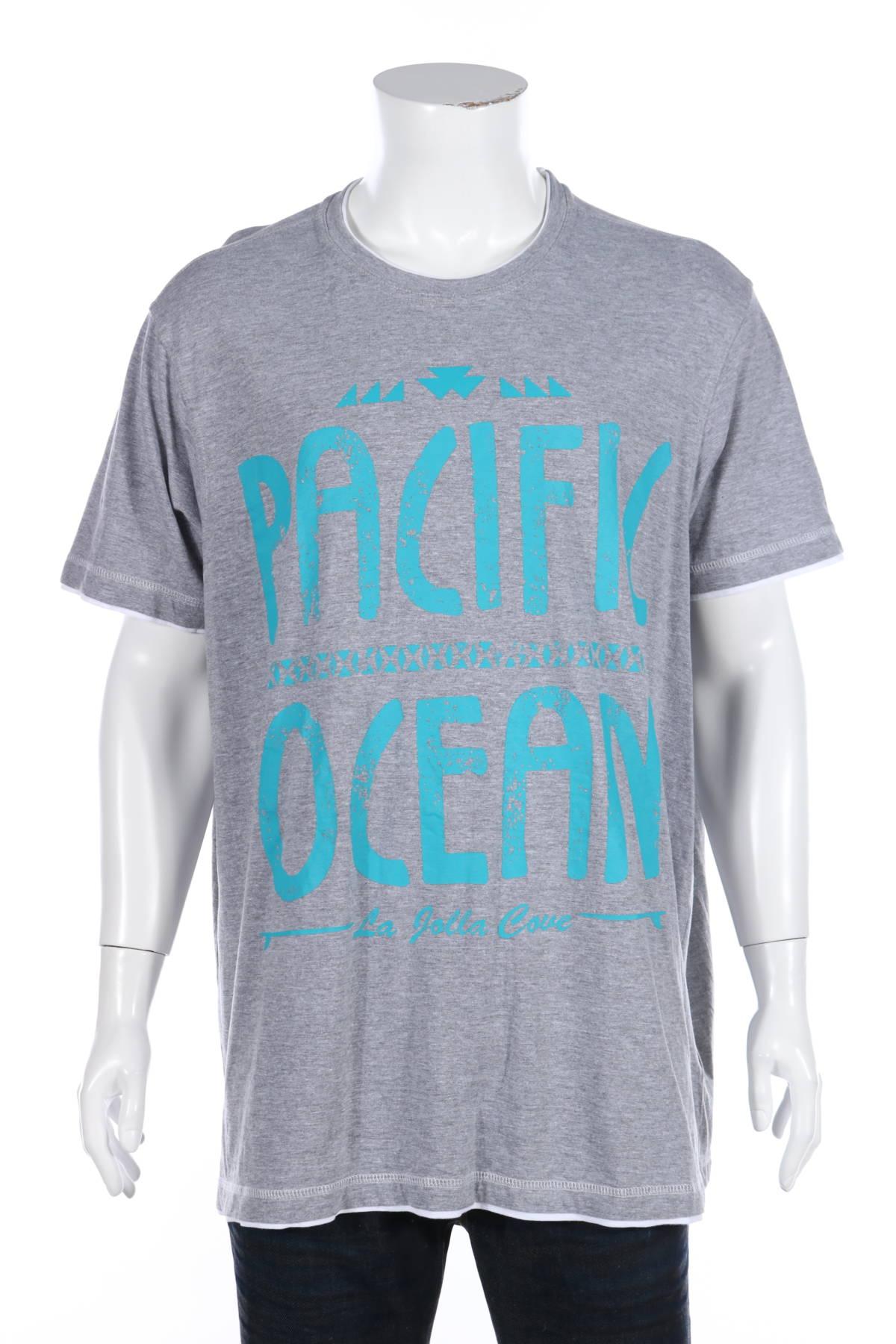 Тениска с щампа Identic1