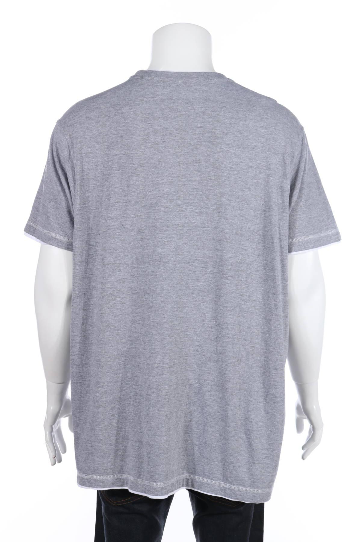 Тениска с щампа Identic2