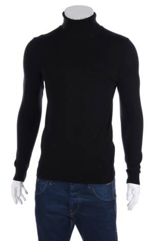 Пуловер с поло яка Burton of London