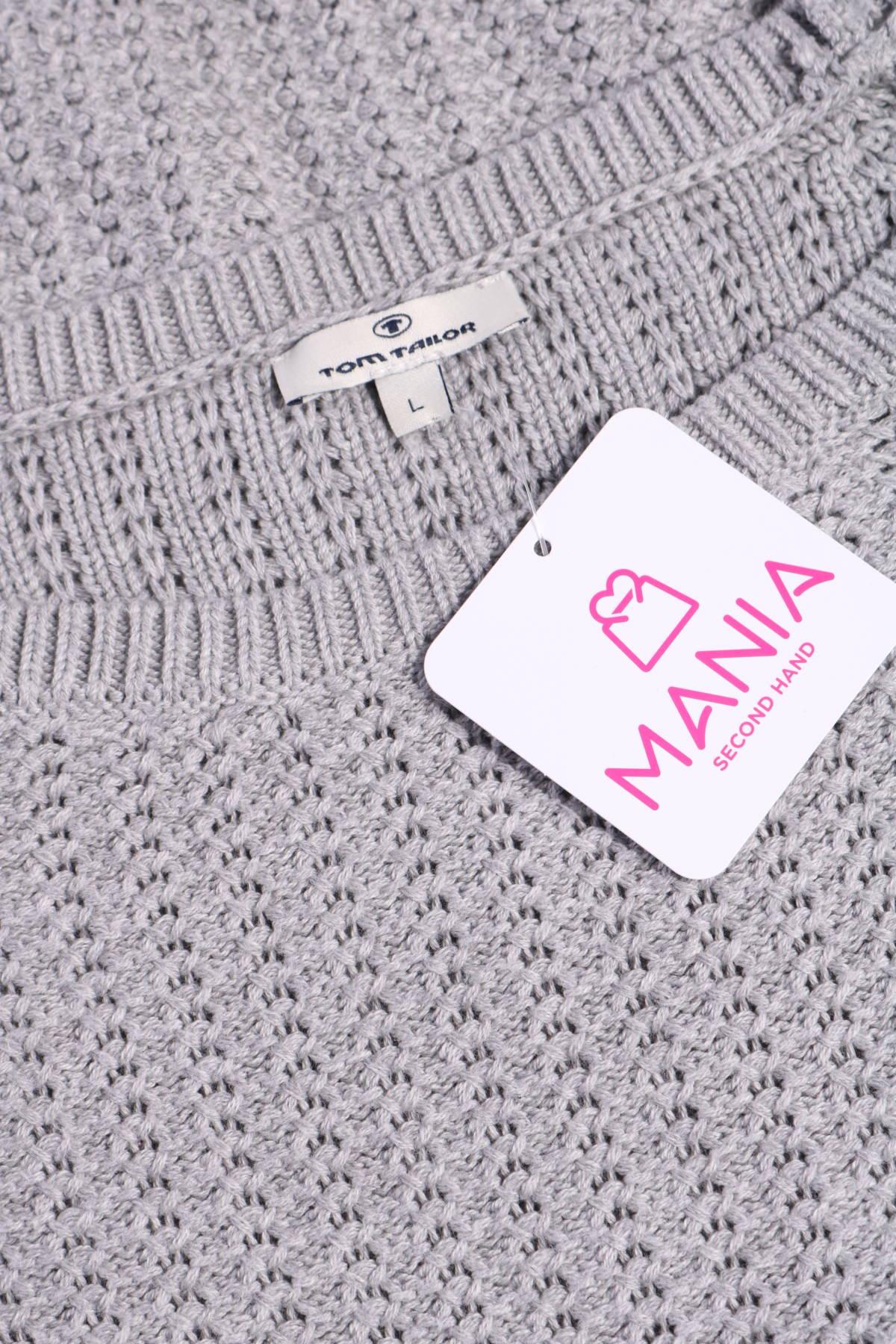 Пуловер Tom Tailor3
