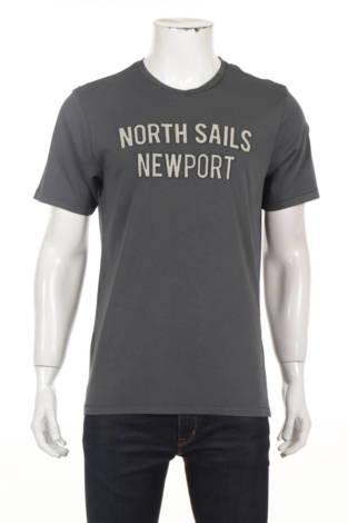Тениска с щампа NORTH SAILS