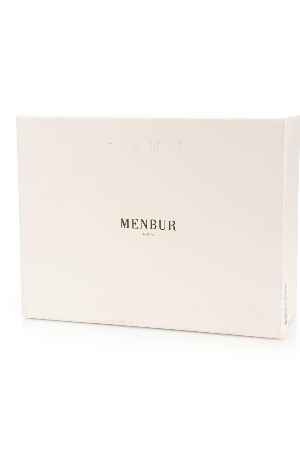 Сандали на ток MENBUR4