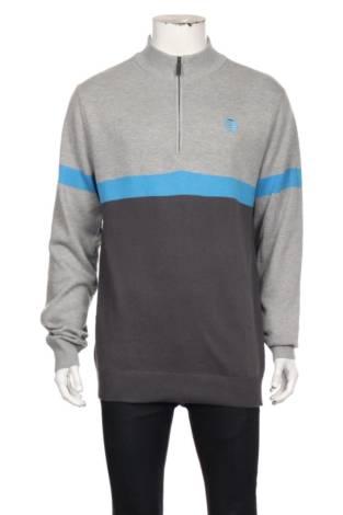 Пуловер с поло яка AT&T