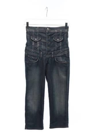 Дънки с висока талия Pepe Jeans