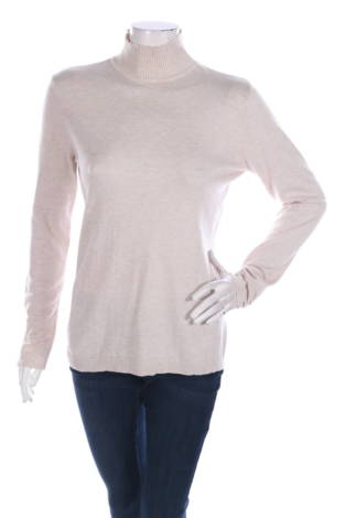 Пуловер с поло яка Minus