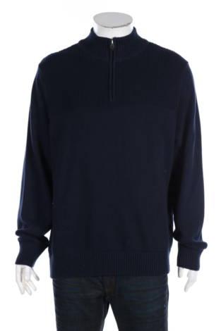 Пуловер с поло яка Dockers