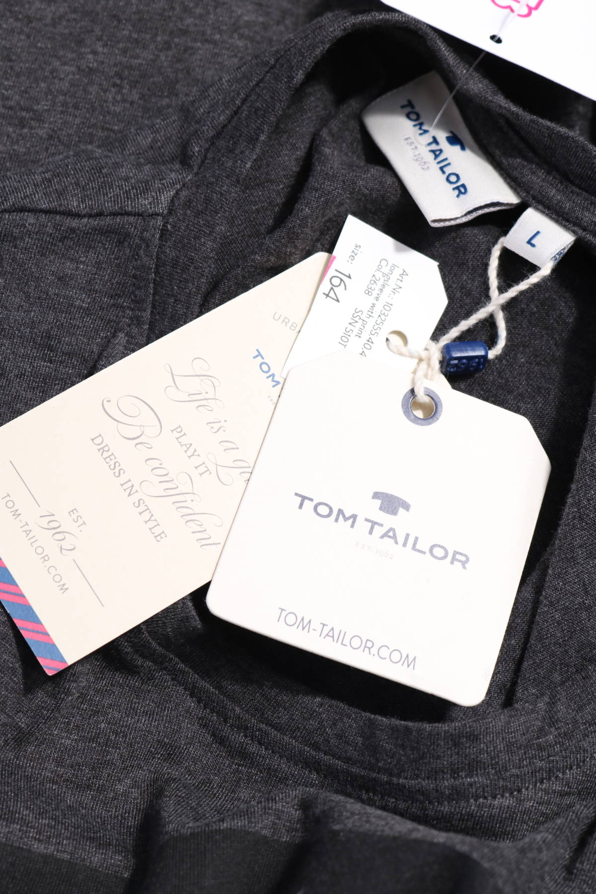 Детска блуза Tom Tailor3