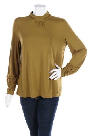 Блуза с поло яка Taifun