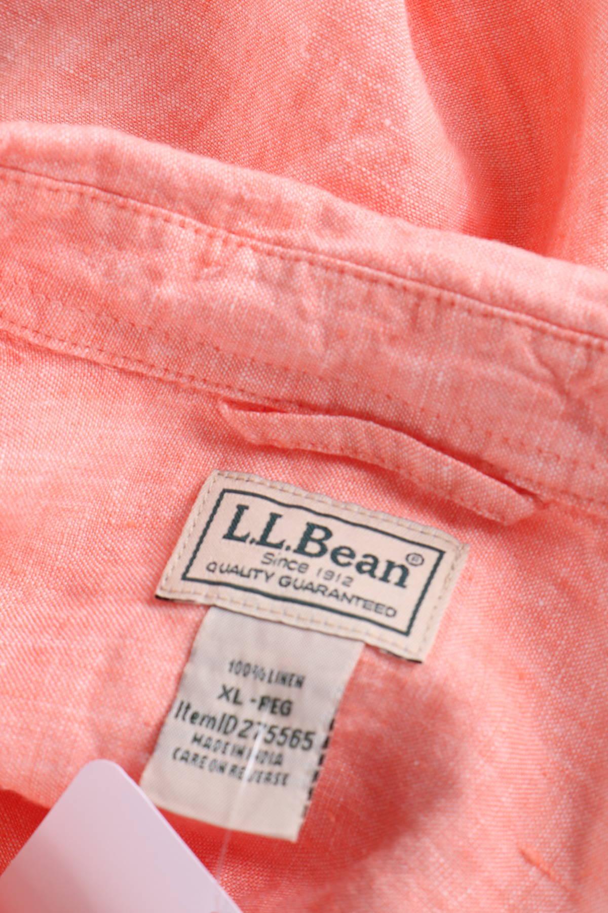 Риза L.L. Bean3