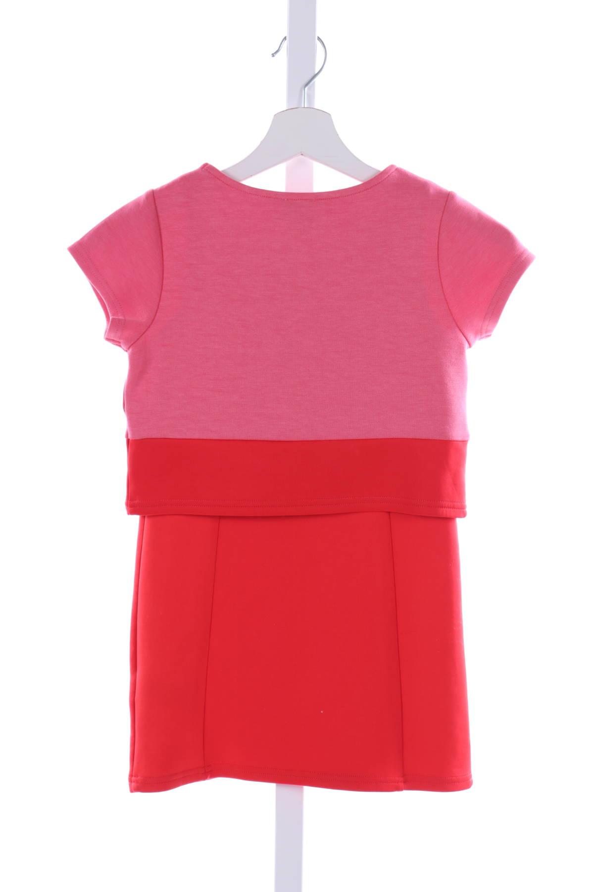 Детска рокля KARL LAGERFELD2