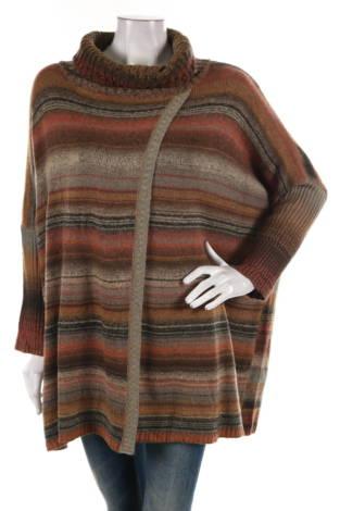 Пуловер с поло яка DOR DOR